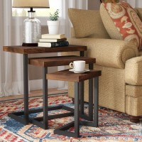 Centra Nesting Tables (3 Pcs) WS134