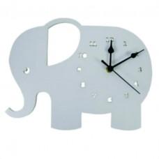 Elephant Design Wooden wall clock WC122
