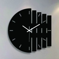 Modern Cut Wall Clock WC135