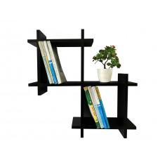 Cross Square Book Shelf (WS119)