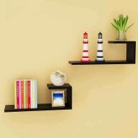 2 Piece C Wall Shelf (WS131)